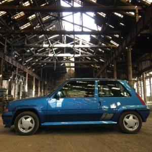 Super 5 GT Turbo